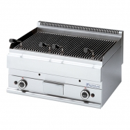 Modular lavasteengrill 650mm gas