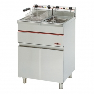 Stilfer friteuse Celle 2x 15 ltr