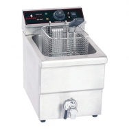 Caterchef friteuse super 8 ltr extra
