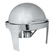 Maxpro Roll-Top chafing dish rond model