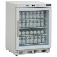 Polar CD086 glasdeurkoelkast 150 liter