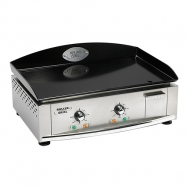 Rollergrill bakplaat gas 60 cm