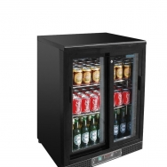 Polar CD089 bar display koelkast 140 liter