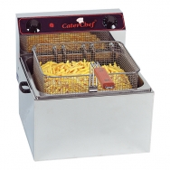 CaterChef friteuse 10 liter 400 Volt